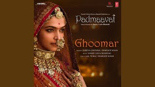 Ghoomar From 34 Padmaavat 34