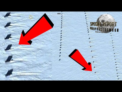 MASSIVE NEW Discovery Over 60 Monoliths Found In Antarctica! BUCKLE UP! 2021