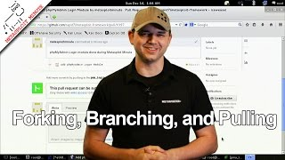 Forking, Branching, and Pulling - Metasploit Minute