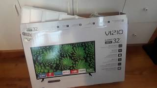 my review of the 32 inch vizio led 1080 p tv
