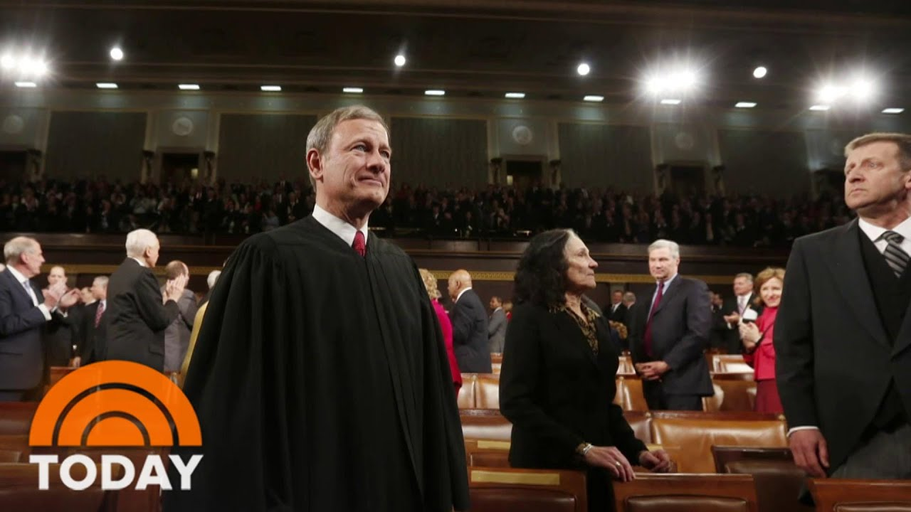Chief Justice John Roberts Recently Hospitalized After Fall Near His ...