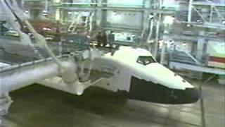 Transbordador espacial Burán, 1988 (URSS)