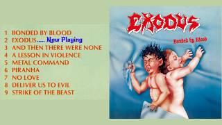 Exodu̲s̲ - Bonded B̲y̲ Blood (1985)