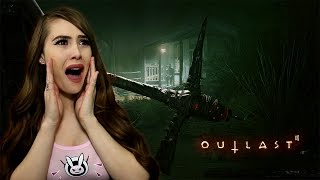 OUTLAST 2 GAMEPLAY WALKTHROUGH! I AM SO TERRIFIED!!