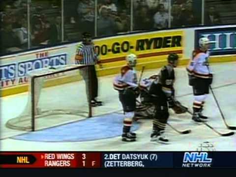 1996 East Final - Panthers vs Penguins