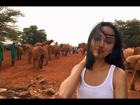 Volunteering in Kenya | Travel Vlog #4