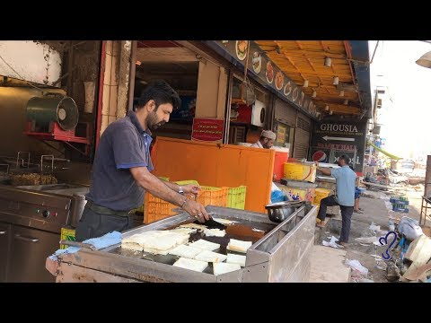 Club Sandwich   street food of karachi, pakistan 🇵🇰