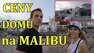 OLGA LOUNOVA a CENY DOMŮ na MALIBU! Jak tady lidé žijí?