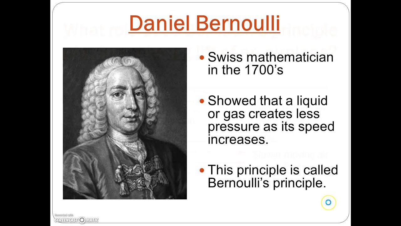 Physicist Daniel Bernoulli: biography, discoveries and interesting facts 55