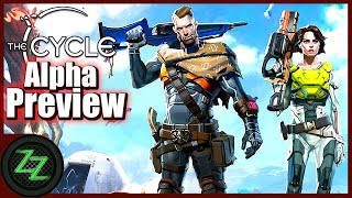 The Cycle Review Deutsch (Alpha) Lohnt sich der kommende Free2Play Shooter ?