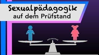 Podiumsdiskussion: Sexualpädagogik auf dem Prüfstand (3.Teil)