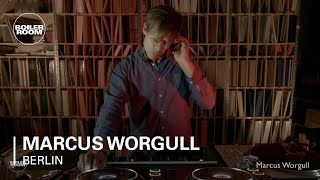 Electronic: Marcus Worgull Boiler Room Berlin Muting the Noise DJ Set