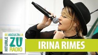 Irina Rimes - Da Ce Tu / Haina Ta (Trilogia partile II si III) (Live la Radio ZU)