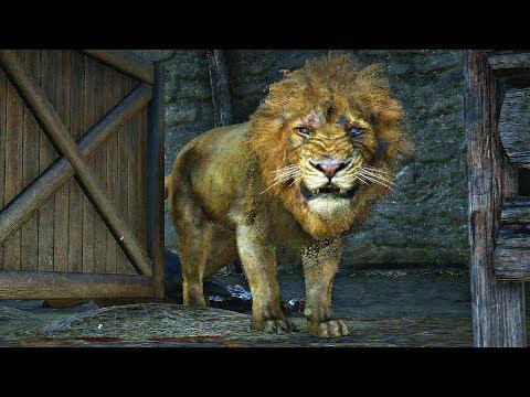 Red Dead Redemption 2 - Lion Boss Fight & Emerald Gem (Margaret Final Mission)