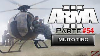 Arma 3 King of the Hill - Muito Tiro #54