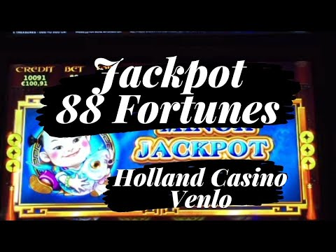 JACKPOT!! 1.000 euro bijna GEWONNEN bij Fortune 88 Holland Casino Venlo