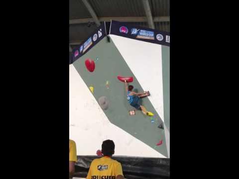 IFSC Climbing Worldcup (B) - Navi Mumbai QW2