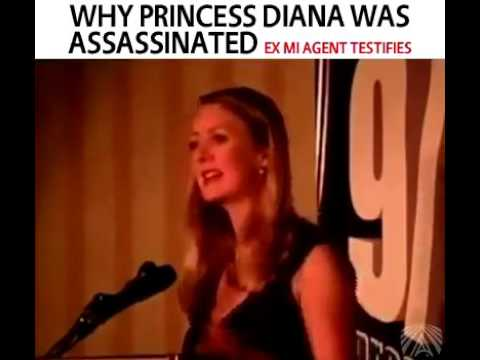 Ex Mi5 Agent Annie Machon - Princess Diana Was Assassinated Because She Was About To Take On Israel