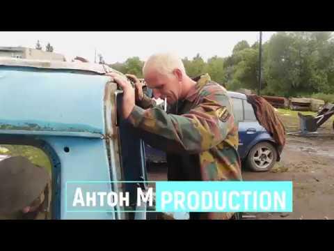Продолжение ремонта МТЗ 80 -перешли на кабину!