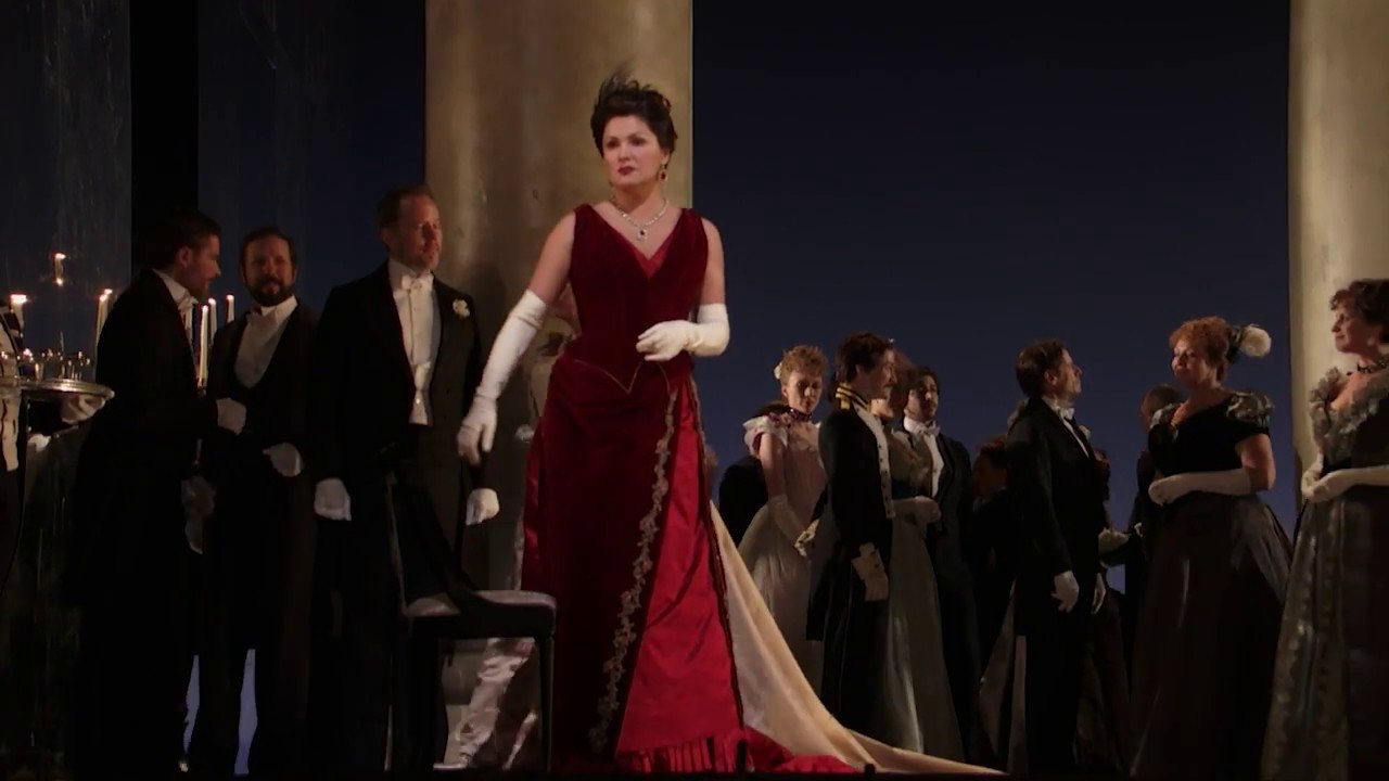 Eugene Onegin at the Metropolitan Opera