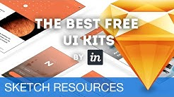 The Best Free UI Kits for Sketch 3 • Sketch Resources