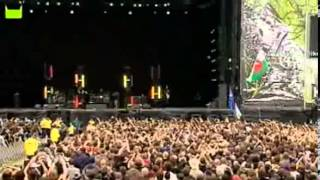 Papa Roach - Download Festival 2007