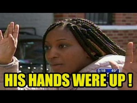 Witness says 16 year Kimani Gray had his hands up when NYPD cops shot him 7 times !
