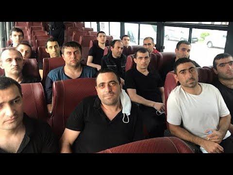 15 հայ գերի վերադառնում է Հայաստան. Նիկոլ Փաշինյան