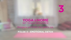 "ZeeOne: YOGA@HOME – Teil 3: ""Emotional Detox"""