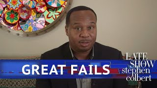 Roy Wood Jr. Honors One Of The Great Fails In Black History