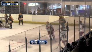 Invicta Dynamos 9-5 Oxford City Stars 24/01/15