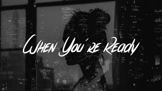 Shawn Mendes - When You're Ready (Lyrics)