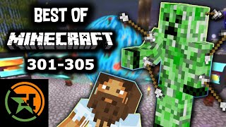 The Very Best of Minecraft | 301-305 | AH | Achievement Hunter