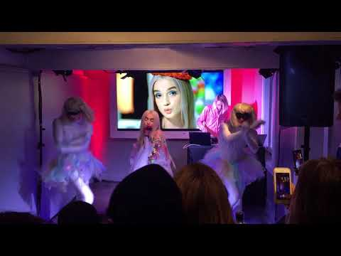 Poppy Live at Sundance YouTube Party 2018
