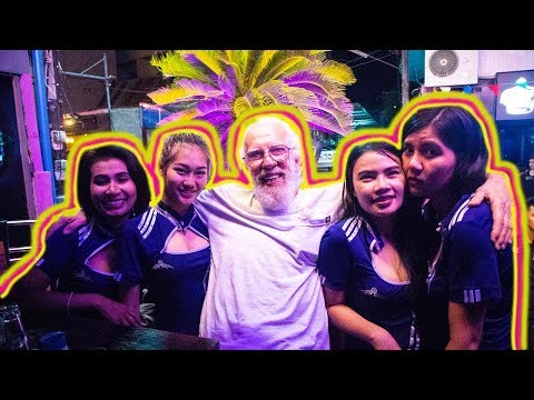 THAI GIRLS MADE ME YOUNG AGAIN - JONNYS LIVING IN THAILAND VLOGS