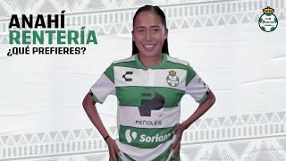 embeded bvideo ¿Qué prefieres? - Anahí Rentería - Club Santos Laguna Femenil
