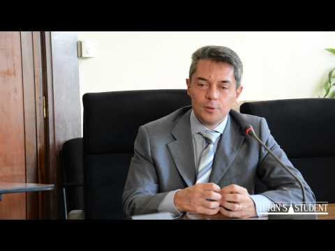 Interview with Prof. Marco Gilli, The rector of Politecnico di Torino