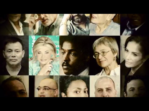 20 années aux côtés de ceux qui défendent la liberté d'expression