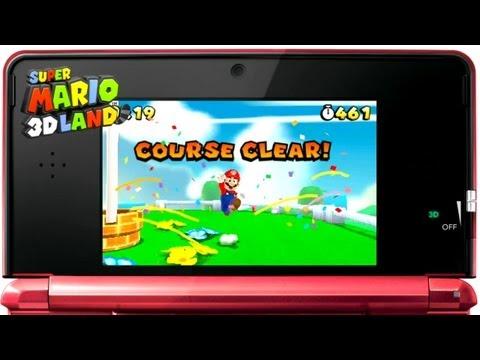 Super Mario 3D Land Gameplay Trailer
