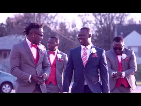 TOGOLESE WEDDING DIANE BALI AND SERGI LARE  USA 2016