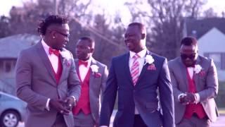 TOGOLESE WEDDING DIANE BALI AND SERGI LARE  USA 2016
