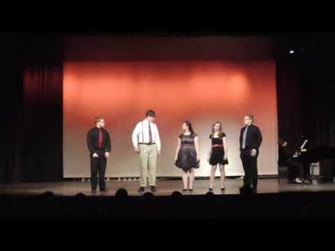Pentucket Regional High School Broadway Revue