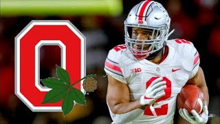 Quickest RB in the Big Ten || Ohio State RB J.K. Dobbins 2019 Midseason Highlights ᴴᴰ