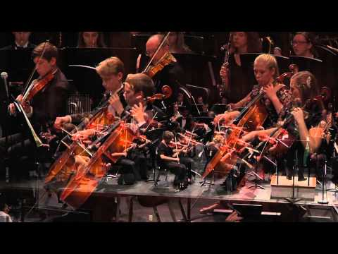1812 Overture by Mchenry County Youth Orchestra and Alumni May 17th 2015