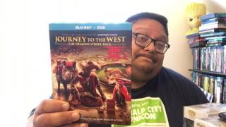 Foreign Movie Friday: Journey to the West Part 1 and 2