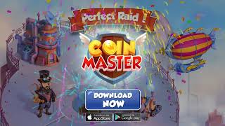 Coin Master: Finger Raid Alert! Are you ready?
