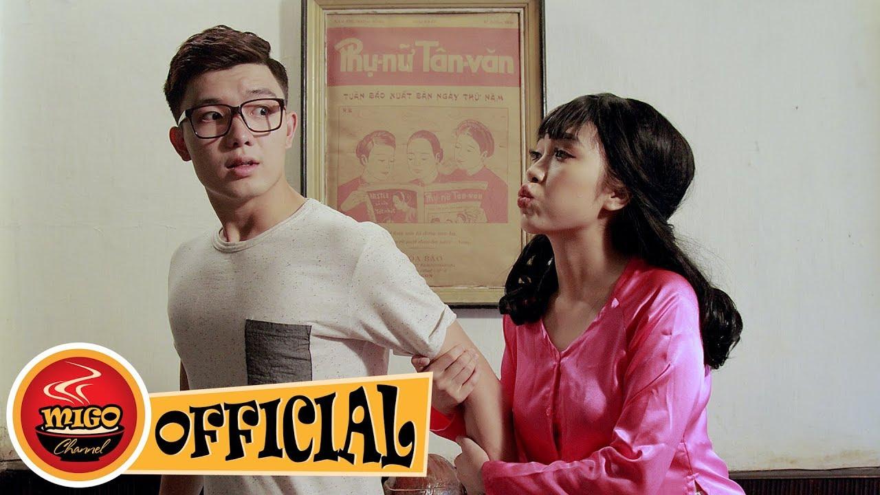 Mì Gõ | Tập 140 :  Em Là Bà Nội Của Anh –  Phần 1 (Phim Hài 2017)
