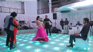 SURPRISE WEDDING DANCE ANURADHA & DIMUTH