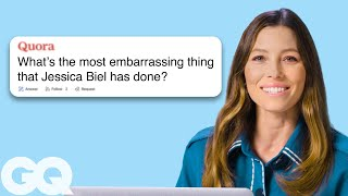 Jessica Biel Goes Undercover on YouTube, Twitter and Instagram   GQ