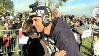 World First BMX Triple Backflip - Jed Mildon May 28, 2011, Unit Clothing